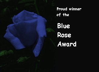 The Blue Rose Award